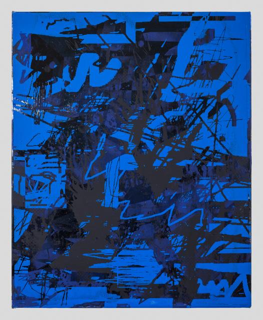 , 'Untitled (#1308),' 2016, Mark Moore Fine Art