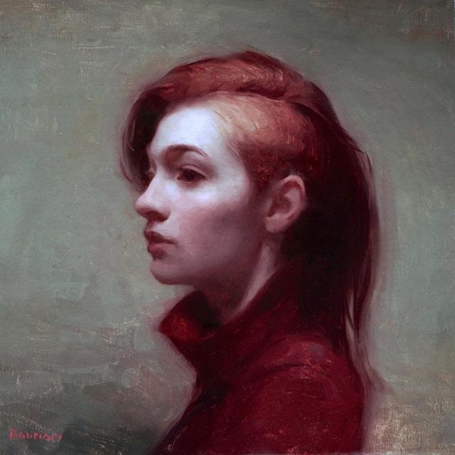 , 'Alyssa,' 2018, Grenning Gallery