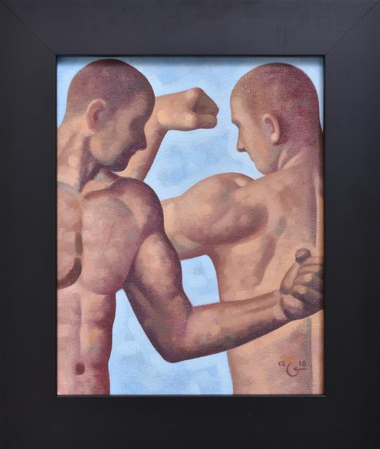 , 'Anatomy 34, Study ,' 2018, Carrie Haddad Gallery