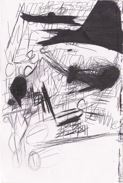 , 'Untitled,' 2010, Christian Berst Art Brut