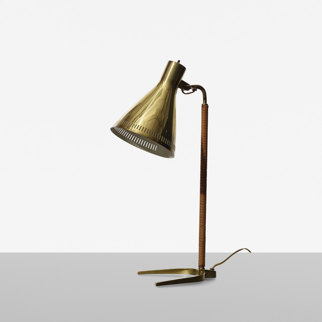 Paavo Tynell, 'Table Lamp, Model 9224', 1950, Wright
