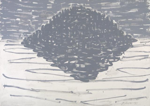 , 'Island in Fog,' 1991, Dowling Walsh
