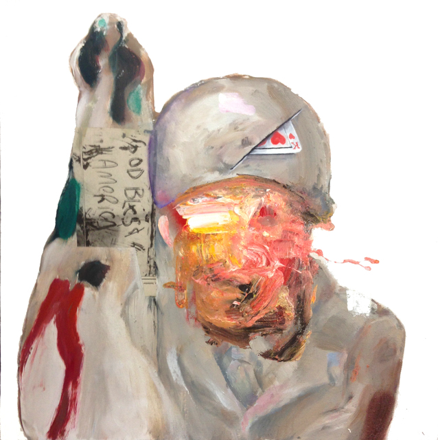 , 'God Bless,' 2016, Coagula Curatorial