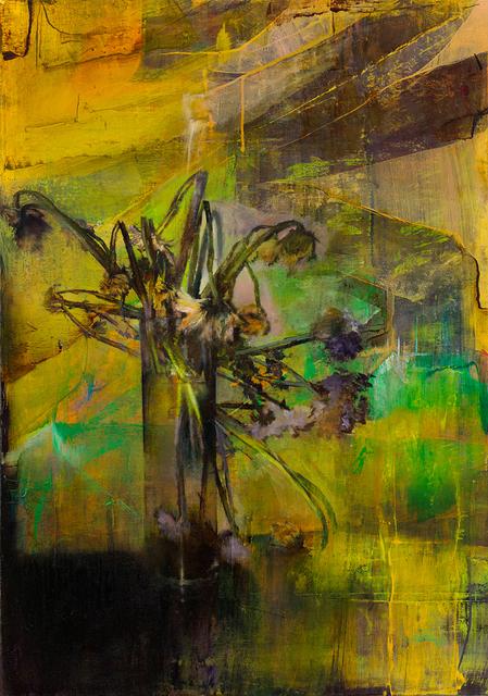 , 'Hoax 22,' 2017, Parafin