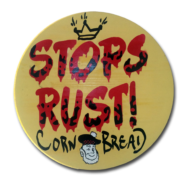 """, '""""Stops Rust"""" ,' 2015, Gallery 38"""