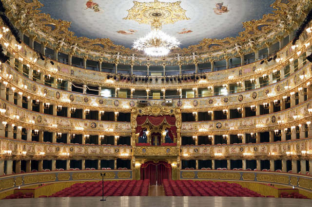 , 'Monologue – Gran Teatro La Fenice, Venezia,' 2015, Zuecca Project Space