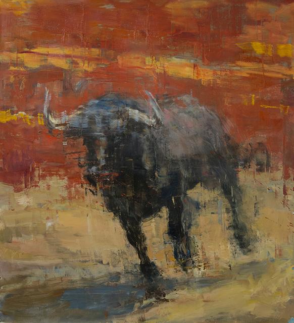 , 'Toro Bravo No. 33,' ., Sturgis Art Gallery