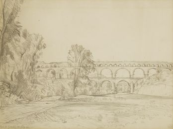 'THE PONT DU GARD'