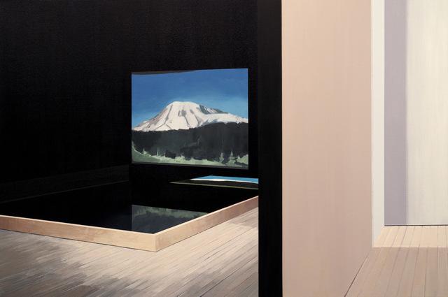 Sarah McKenzie, 'Projection (James Cohan with Bill Viola, 2018)', 2018, David B. Smith Gallery