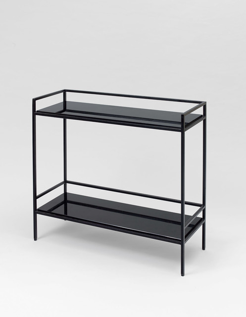 , 'Double shelf console table,' ca. 1950, Galerie Patrick Seguin