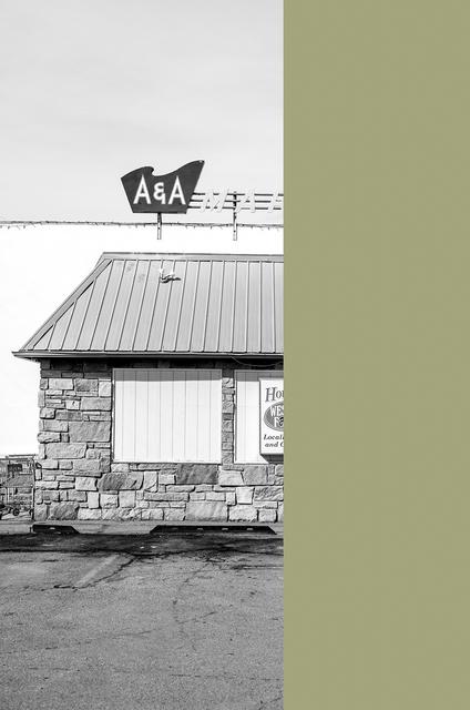 Wendel Wirth, 'A&A', 2017, Gilman Contemporary