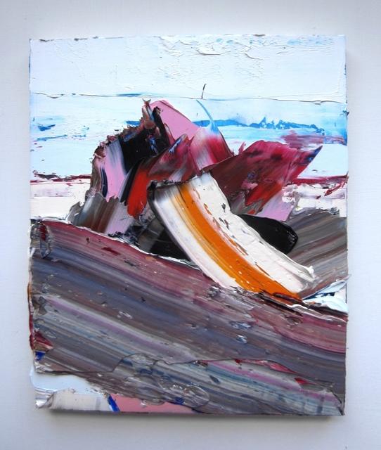 , 'Mad, Sick, Blind King,' 2017, Miller Yezerski Gallery