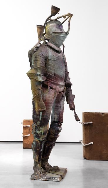 , 'Old DNA,' 2014, VALENTIN