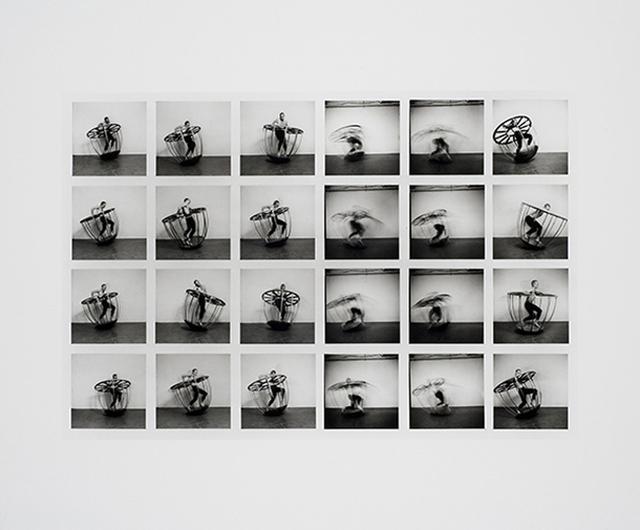 , 'Proto-Sisyphus,' 1990 / 1996, Barbara Gross