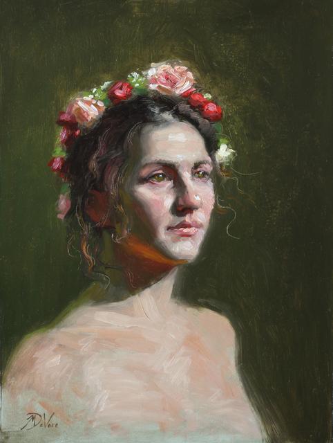 Michael DeVore, 'Flora', 2015, Abend Gallery
