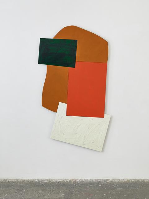 , 'Bild 04.05.2016,' 2016, Galerie nächst St. Stephan Rosemarie Schwarzwälder