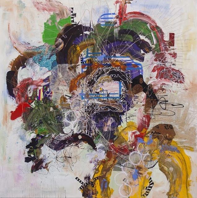 , 'Psychosis NOS,' 2016, Ro2 Art