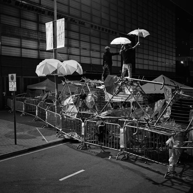 , 'The Umbrella Salad XIV,' 2014, Blindspot Gallery