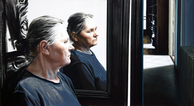 , 'Mother,' 2018, Inda Gallery