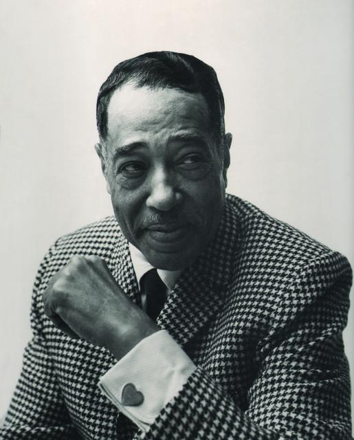 , 'Duke Ellington,' 1955, Keith de Lellis Gallery