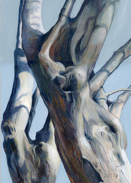 , 'Finding Daphne #23 (Voluptuary),' 2014, Ro2 Art