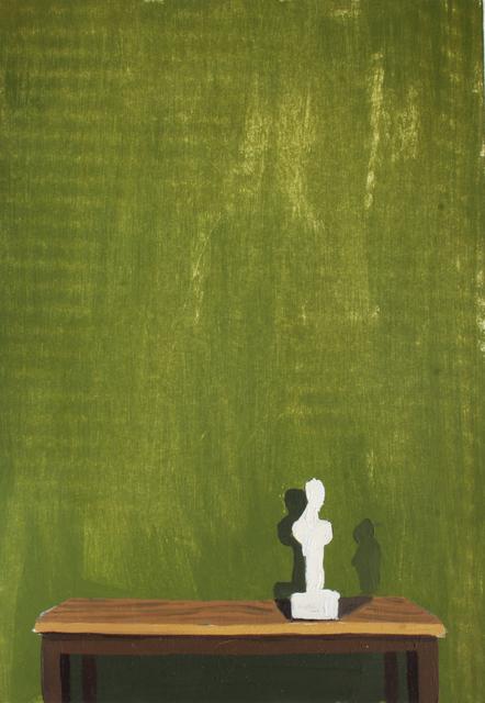 Gloria Martín Montaño, 'Bodegon verde', 2019, Galería silvestre
