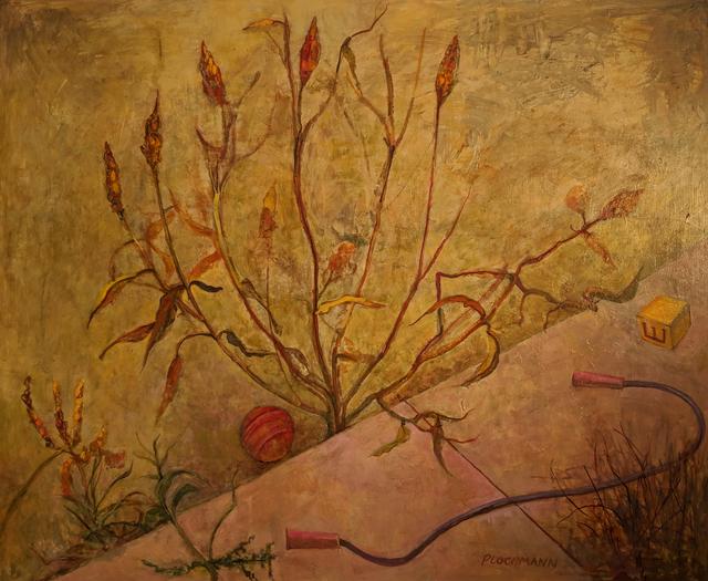 , 'Weeds,' 1992, Eckert Fine Art