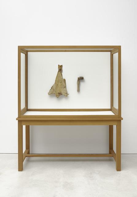Joseph Beuys, 'Hammer for the Hard of Hearing [Hammer für Schwerhörige] ', 1959-1960, BASTIAN