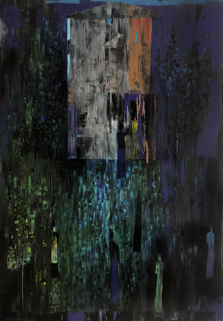 , 'Moonlight Garden Party,' , Podgorny Robinson Gallery
