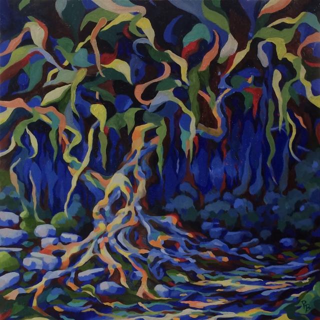 Patty Bryant, 'Tree Spirit', 2019, Springfield Art Association