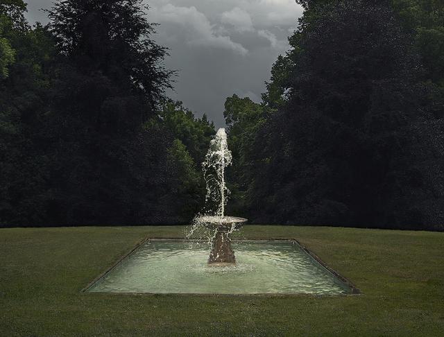 , 'Fountain,' 2017, Cecilia Hillström Gallery
