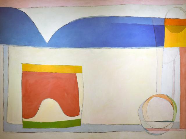 , 'Beach Holiday,' 2015, Carter Burden Gallery
