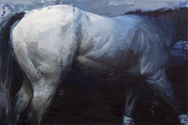 , 'Gray Ghost,' , LeMieux Galleries