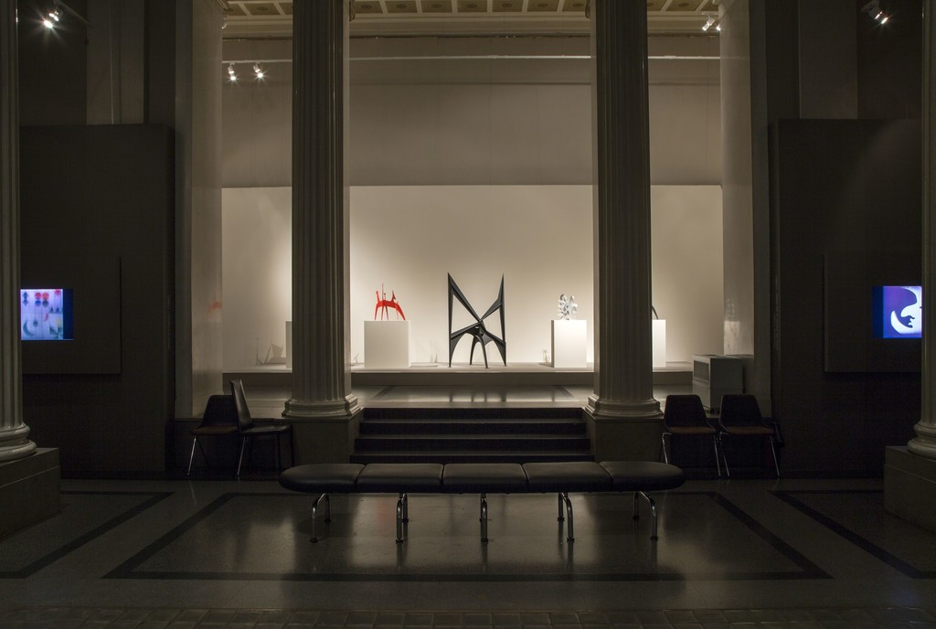 Installation photograph, Alexander Calder: Retrospective
