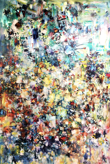 , 'The Recourse of Entropy,' 2014, M Fine Arts Galerie