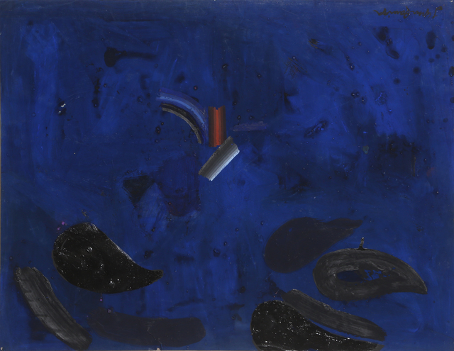 Josep Grau-Garriga, 'Nit D'Ocells', 1965, RoGallery