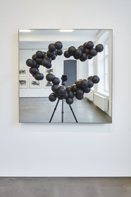 Birgitta Weimer, 'Hyperobject Studies', 2018, Sculpture, Plastic coated on mirror, Galerie Judith Andreae