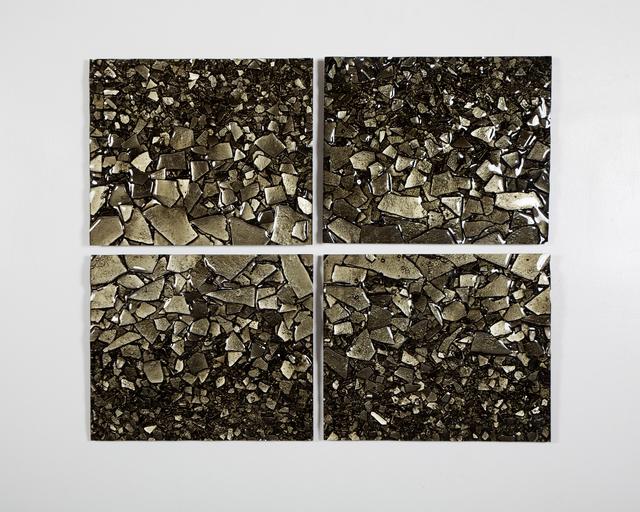 Matthew Day Perez, 'PILE II', 2017, Sculpture, Glass, Heller Gallery