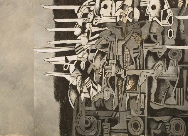 , 'Mission of Destruction (Detail),' 2004-2007, Meem Gallery