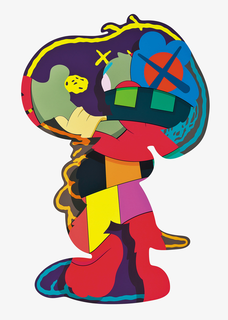 KAWS, 'Isolation Tower', 2016, Seoul Auction
