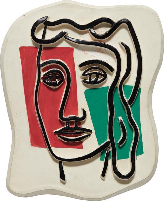 Fernand Léger, 'Figure de femme', 1952, Phillips
