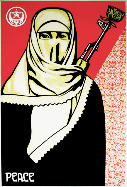 , 'Revolutionary Muslim Woman ,' 2005, EHC Fine Art