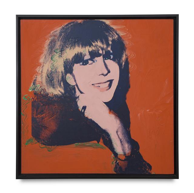 Andy Warhol, 'Society Portrait Maria Luisa de Romans', 1974, Kohn Gallery