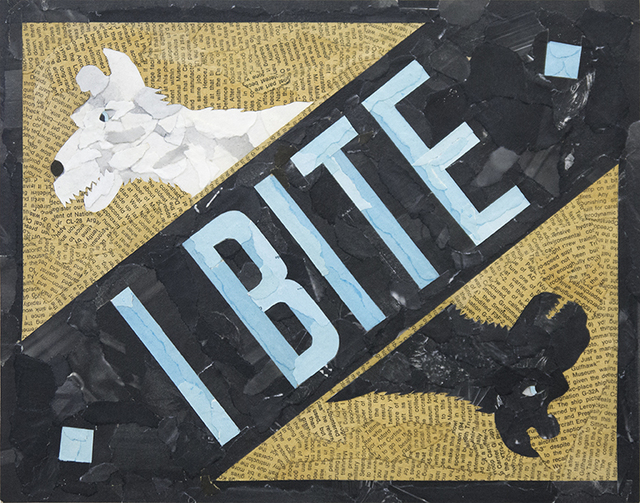 , 'I Don't Know Why I Bite,' 2018, Spoke Art