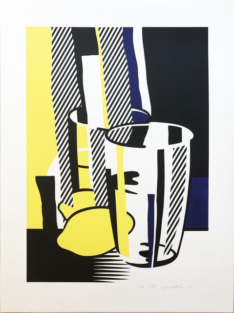 Roy Lichtenstein, 'Before the Mirror', 1975, Hamilton-Selway Fine Art Gallery Auction