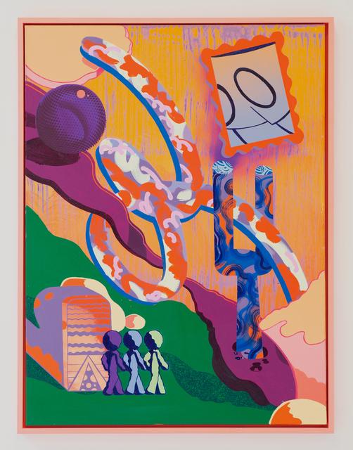 , 'Elements,' 2018, Mirus Gallery