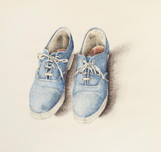 , 'Sneakers,' 1971, Allan Stone Projects
