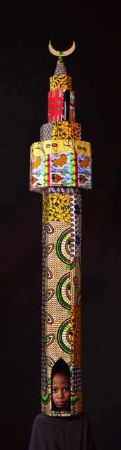 , 'Touba Minaret,' 2011, Officine dell'Immagine