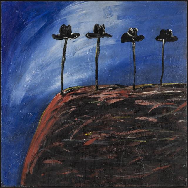 , 'Vier für ein Ave Maria,' 1982, Museum Dhondt-Dhaenens