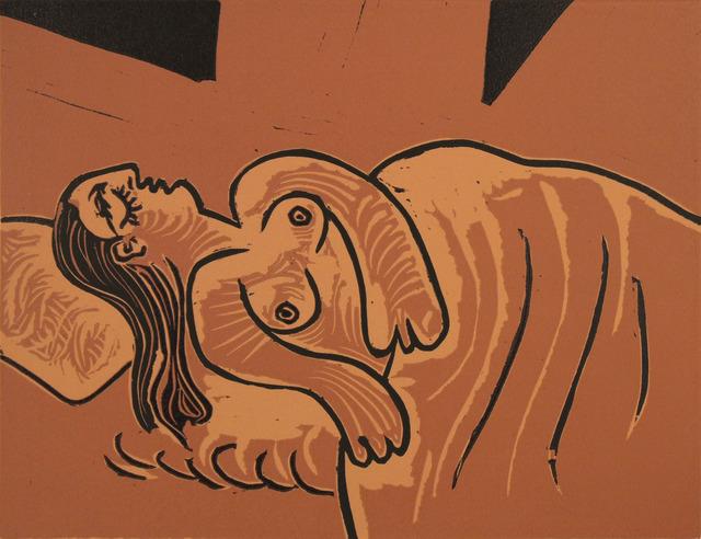 , 'Femme Nue Cueillant des Fleurs,' 1962, Andipa Gallery